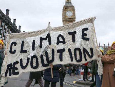 Stanovisko IMT: Za revoluční změnu systému, nikoliv klimatu!