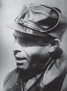 Španělský anarchistický vůdce Buenaventura Durruti