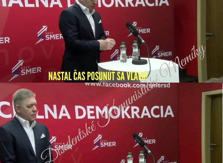 O slovenskej ľavici