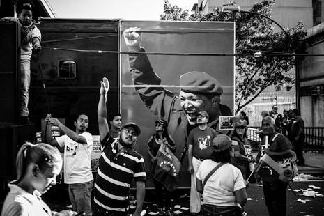 Venezuela – kontrarevoluce vítězí ve volbách (2016)