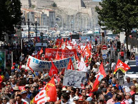 Francouzský zákoník práce a slabiny dělnického hnutí