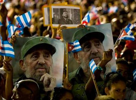 Stanovisko IMT k úmrtí Fidela Castra