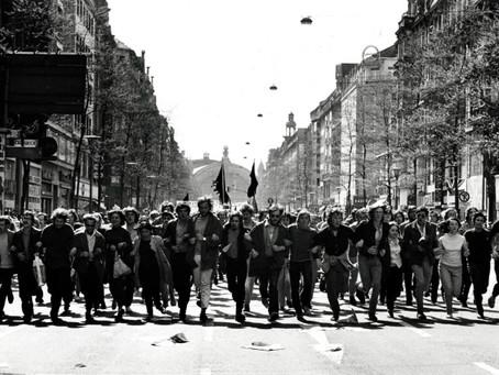 Květen '68 – Francouzský měsíc revoluce