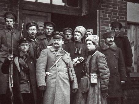 Kronštadt: Trocký měl pravdu! Materiály sovětských archivů ospravedlňují postup bolševiků