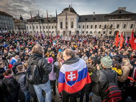 Slovenské Revolučné Perspektívy 2021