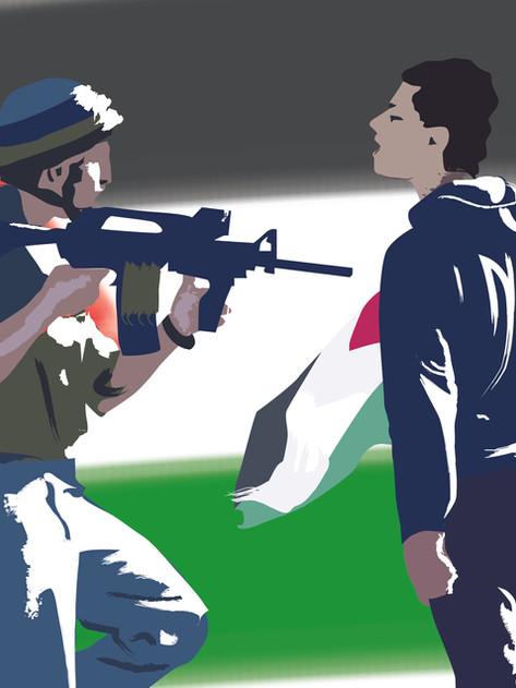 Bombardování Palestiny: Budujme mezinárodní solidaritu proti etnickému čištění!