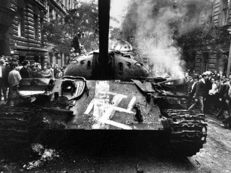 Československo 1968: Lenine, probuď se, Brežněv se zbláznil!