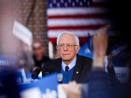 Sanders – vítězství v prohře