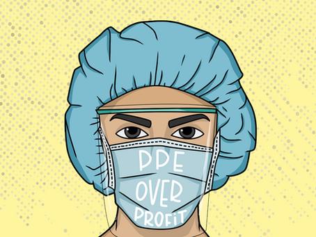 Marxistický program pro zdravotnictví v rámci boje s pandemií Covid-19