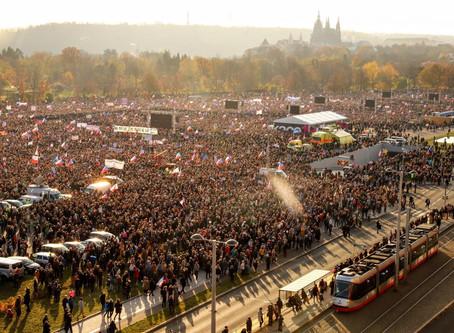 České revoluční perspektivy 2020