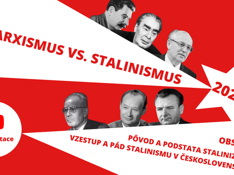 Jak letos oslavíme svátek práce? S Marxistickou Alternativou!