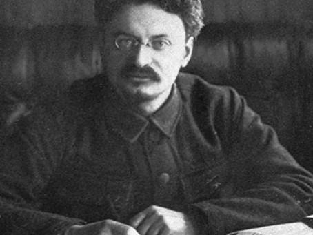 Lev Trocký - Devadesát let Komunistického Manifestu  (Říjen 1937)