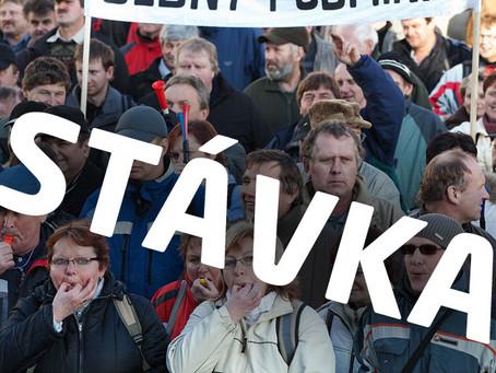 Jejich zisky za naše životy? Žádné otevírání bez svolení pracujících!