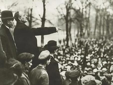 Německá revoluce 1918