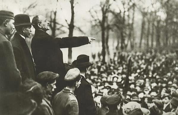 Karl Liebknecht - Berlin 1918
