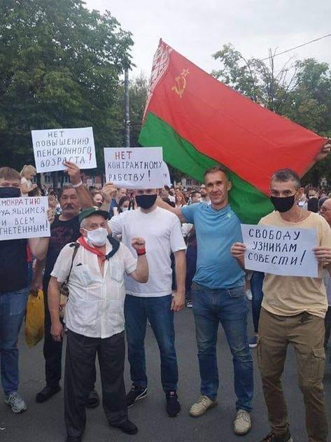 Stanovisko k situácii v Bielorusku: prečo masy už neveria Lukašenkovmu režimu?