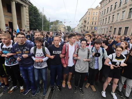 Důchodová reforma v Rusku – Bohatým dávat a chudým brát