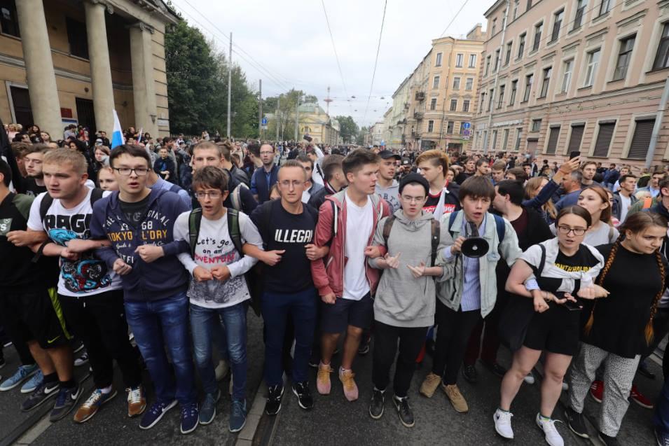 Odpor proti reformě zasáhl celou ruskou společnost, od mladých po staré