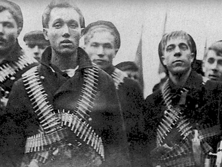 Lev Trocký: O povyku ohledně Kronštadtu (1938)
