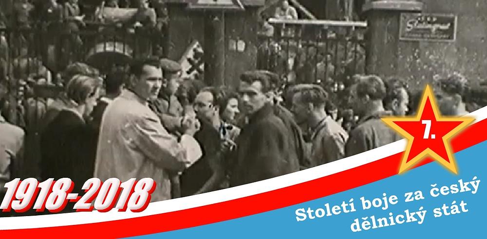 Plzeň 1953