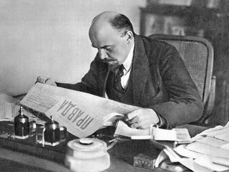 V.I.Lenin o podmínkách pro přijímání nových členů do strany