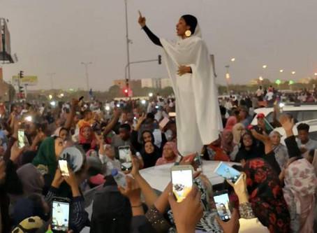 Írán, Irák, Libanon, Kurdistán, Alžírsko a Súdán uprostřed světové revoluce