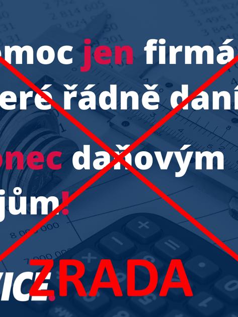 Situácia na Slovensku, nie sme za dotovanie kapitalistov a vedenie Levice ako zradcovia revolúcie!