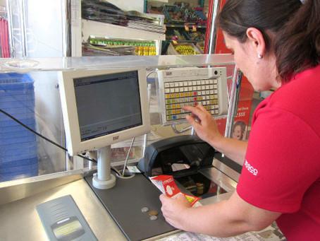 Prodavačkou v Česku