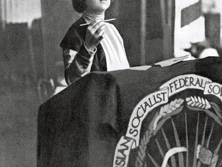Alexandra Kollontai - O společenské základně ženské otázky (1909)