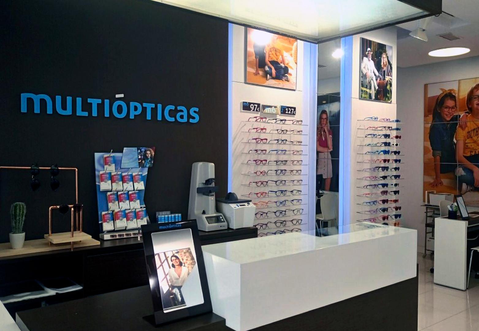 Multiopticas Store