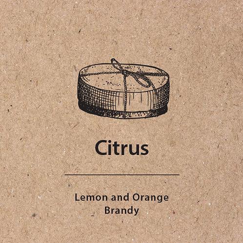 Citrus Cake Tag
