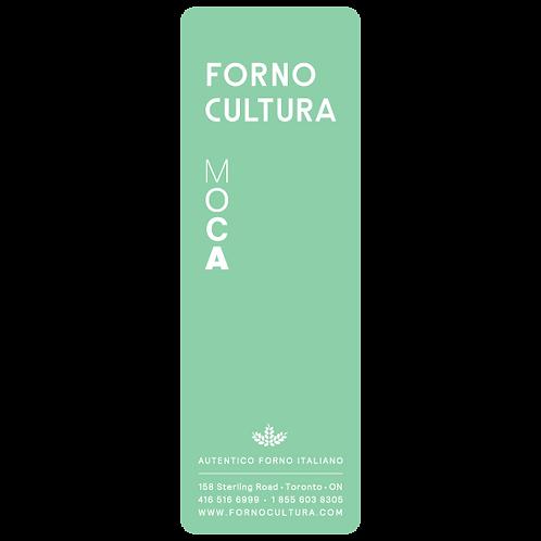 Prepared Food Label - Moca