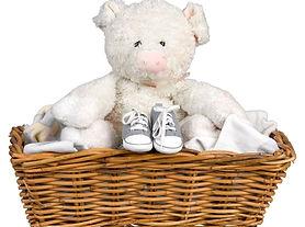 Pig Stuffie och skor