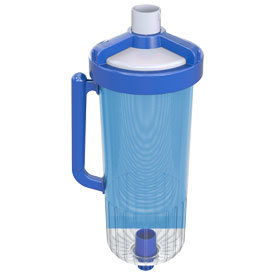 Hayward Large Capacity Leaf Canister