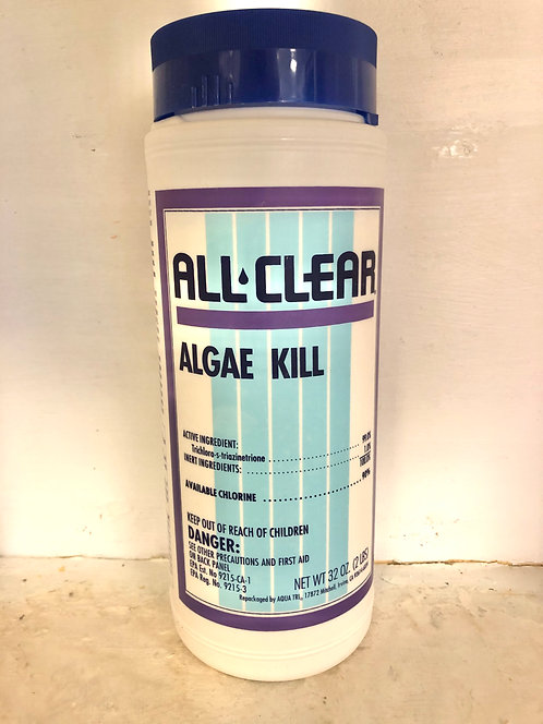 All Clear Algae Kill (2 lbs.)