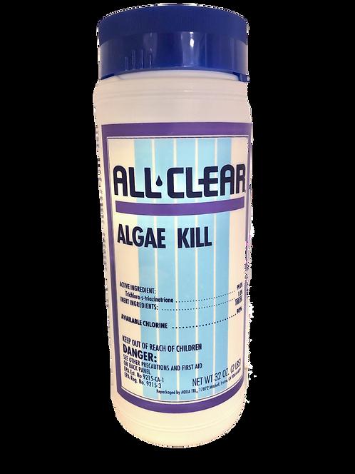 All Clear Algae Kill