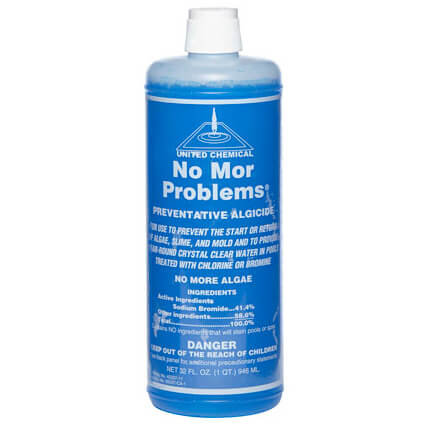 No Mor Problems Preventative Algaecide