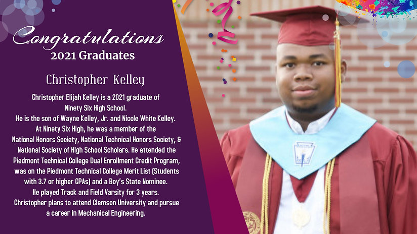 Copy of Graduation Announcement - Made w