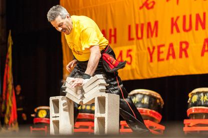Wah Lum Kung Fu 45th Anniversary