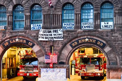 2013 Boylston St. Fire Station