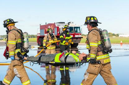 2016 Hanscom Airfield Emergency Drill