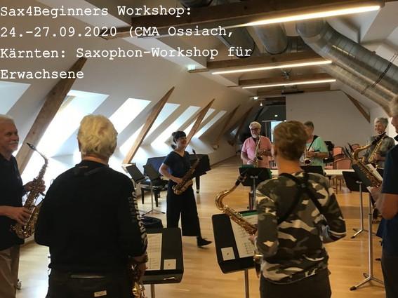 Sax4Beginners-Workshop