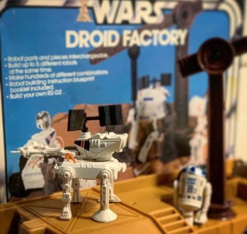 Building a Better Droid...and Imagination