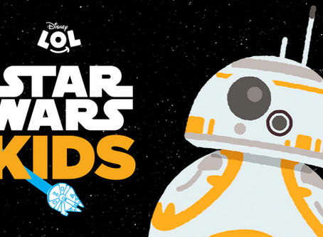 A Galaxy of Learning with Star Wars Kids