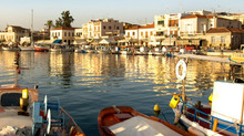 Яхтинг в Греции. Остров Эгина.