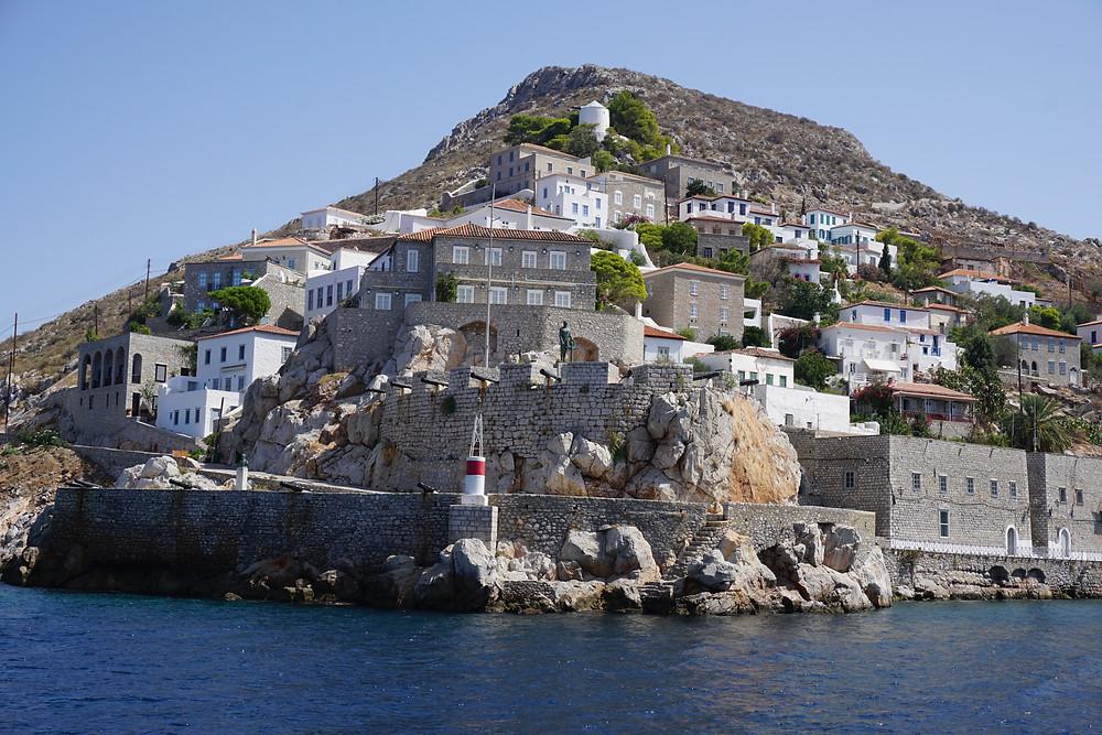 Идра, Греция