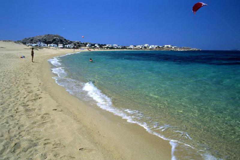 Пляж Криос