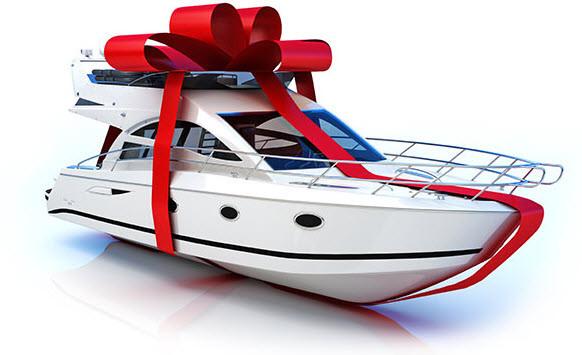 купленная яхта