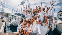 Празднование корпоративов и дней рождений на яхте