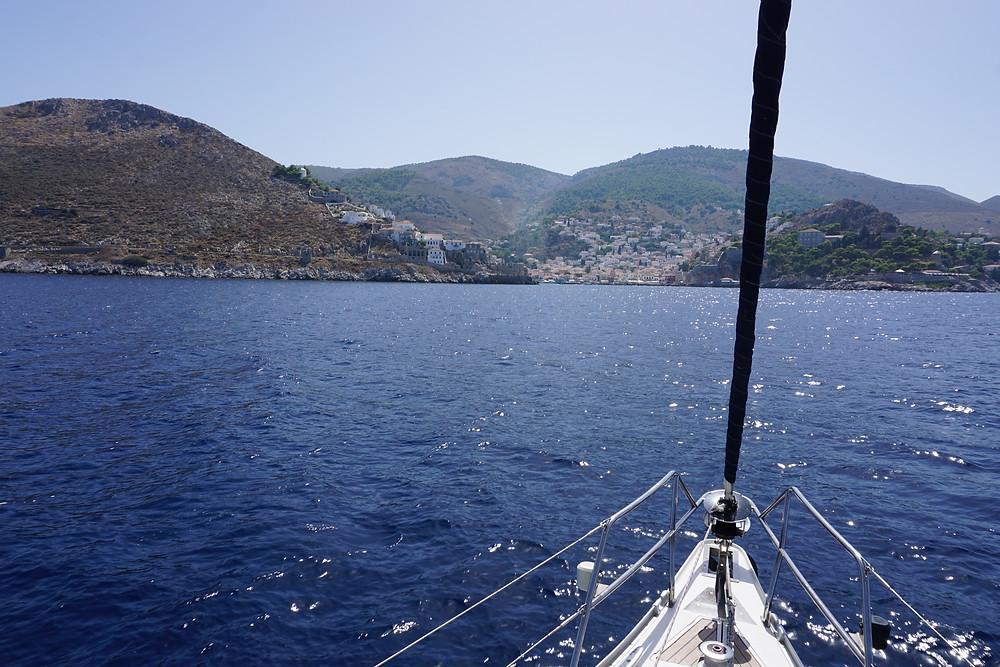 Свобода в море